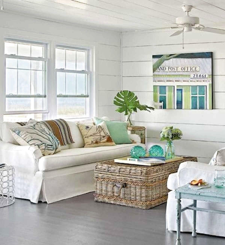 100 best farmhouse living room decor ideas coastal