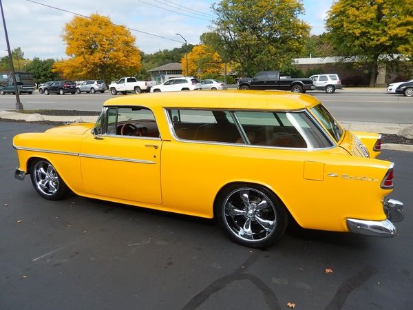 1955 Nomad California For Sale Classiccars Re Pin