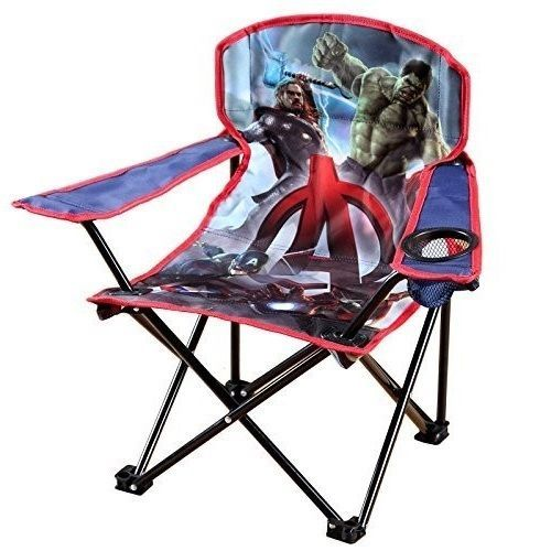 Superb Avengers Folding Kid Chair Kids Camp Chairs Camping Children Pdpeps Interior Chair Design Pdpepsorg