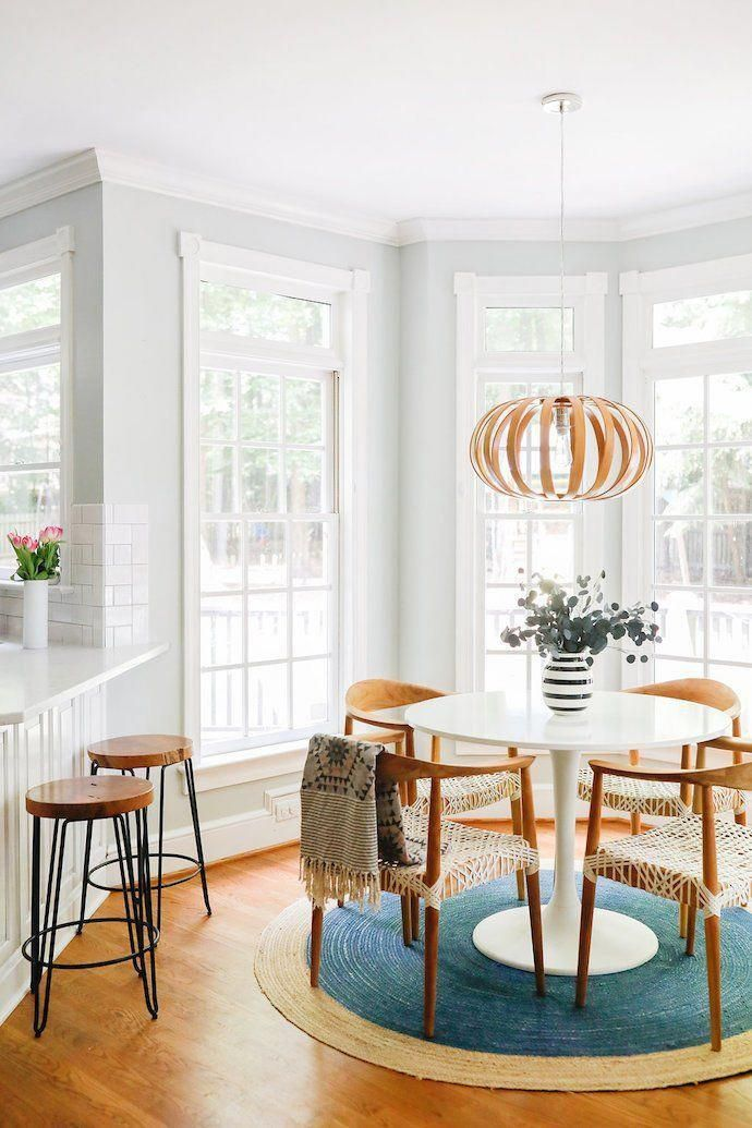 surprising bright sunny kitchen ideas | Inside The Bright + Happy Home Of Sunny Circle Studio's ...