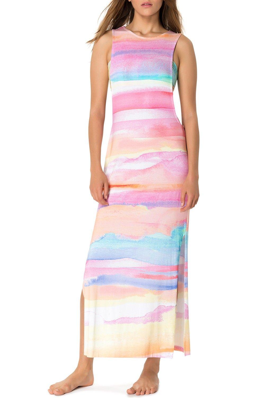 Maxi dress in store mara hoffman pinterest maxi dresses mara