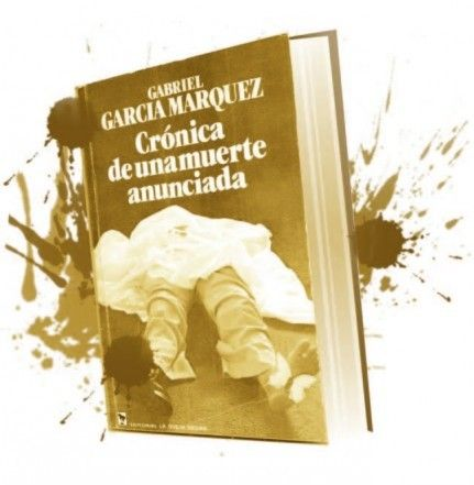 CIRCULO DE ESTUDIO PROFESOR JUAN BOSCH: Crónica de una muerte anunciada, de García Márquez...