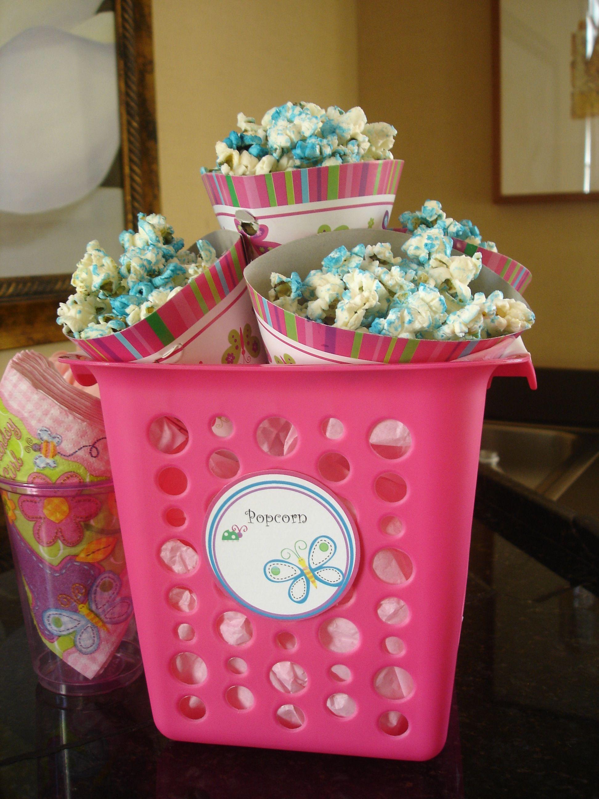 My Blue Popcorn | Yum Yum :) | Pinterest | Blue popcorn, Popcorn and ...
