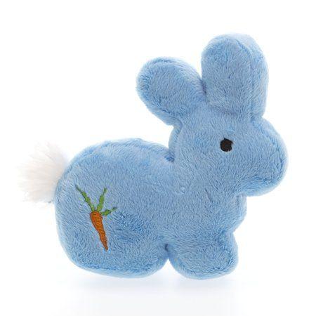Bunni Bunny Pet Toy Blue Bunny Pet Toys Pets Toys