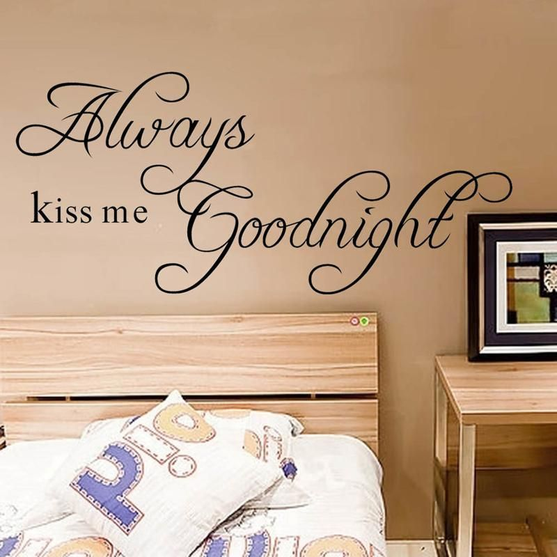 Art words quote wall sticker family quotes home decoration removable vinyl 12 style to choose