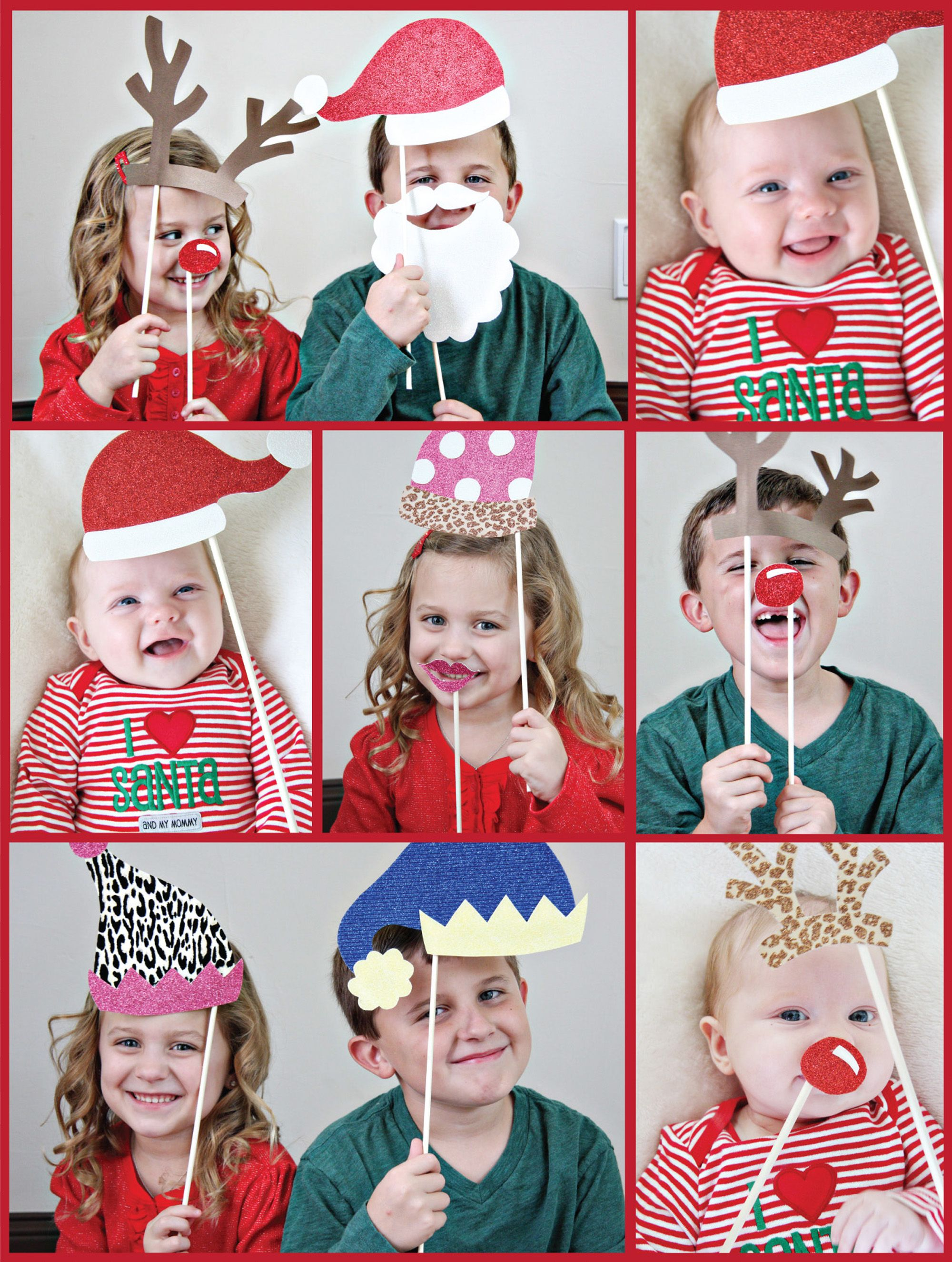 How to Make Family Pictures Less Stressful   Holiday Cheer ...