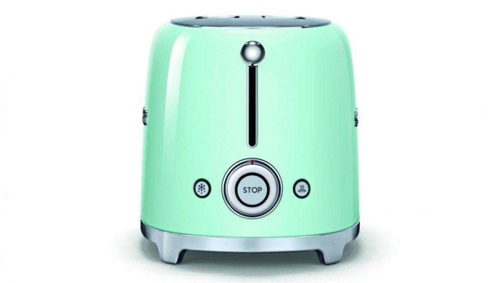 Smeg 50 S Style Series 2 Slice Toaster Toaster Smeg
