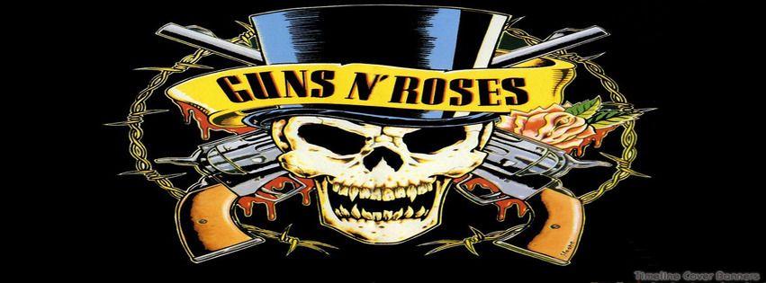Guns N Roses Timeline Cover Guns N Roses Guns And Roses