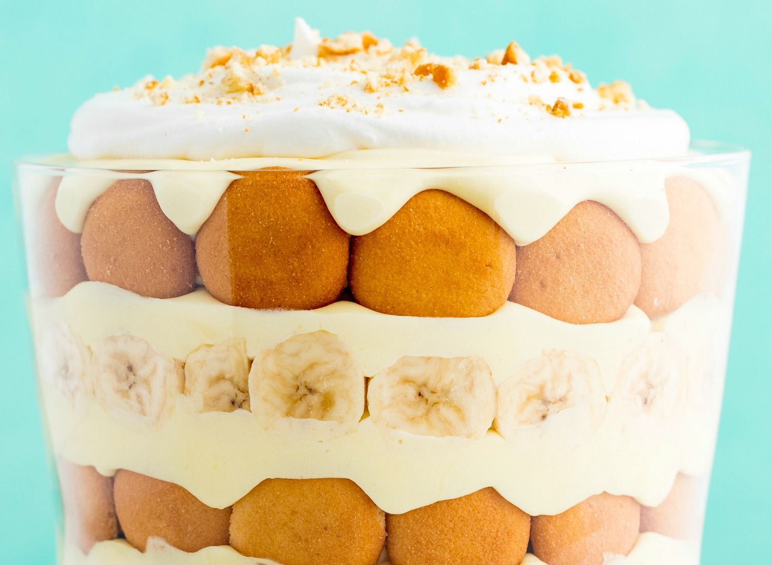 Our Perfect Banana Pudding Is The Easiest Dessert You'll Ever Make #bananapudding