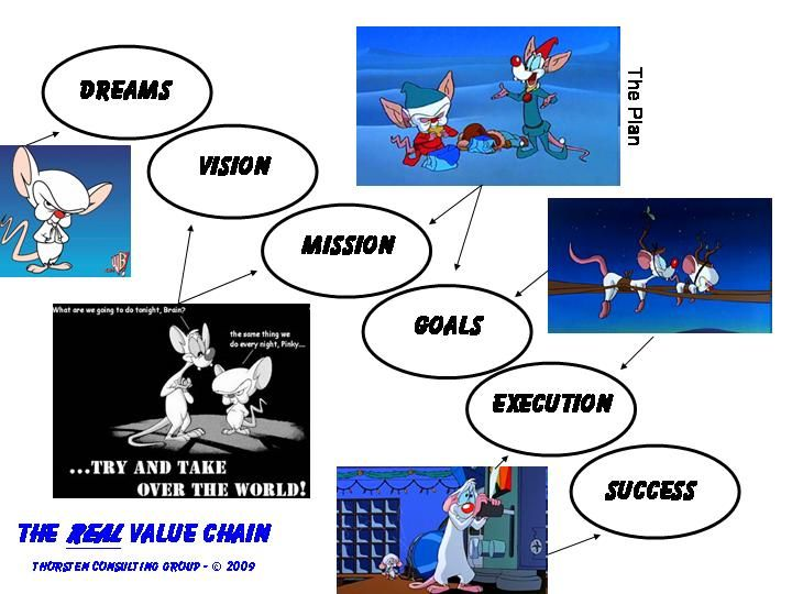 Fun Facts About Pinky And The Brain: The Real Value Chain Pinky And The