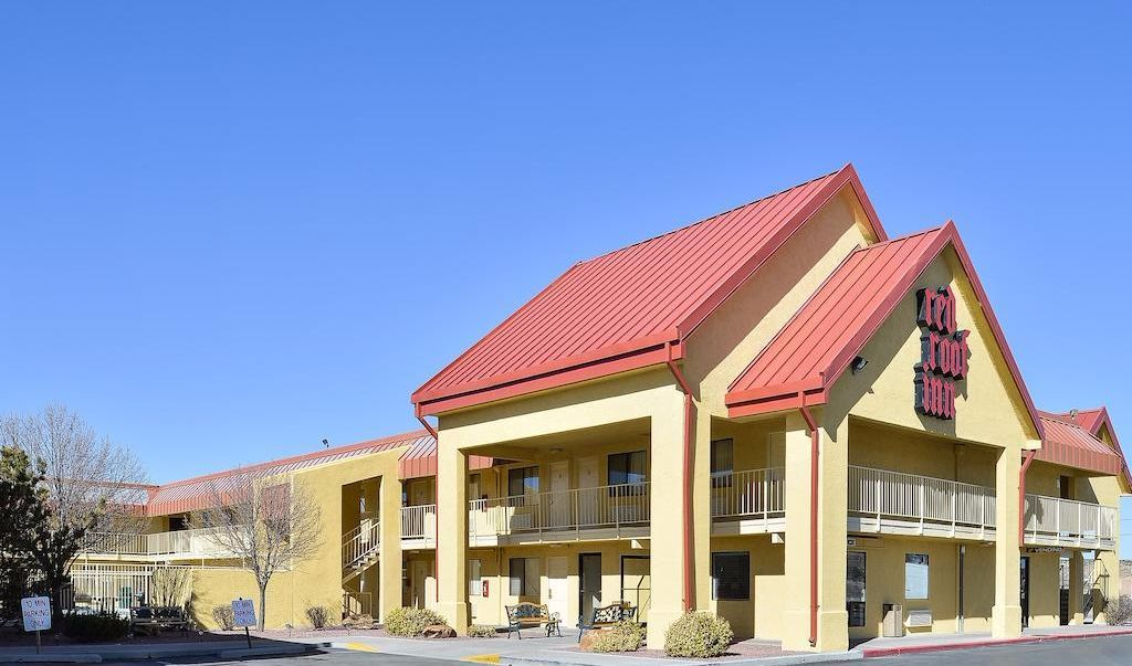 Pin on Red Roof Inn Gallup