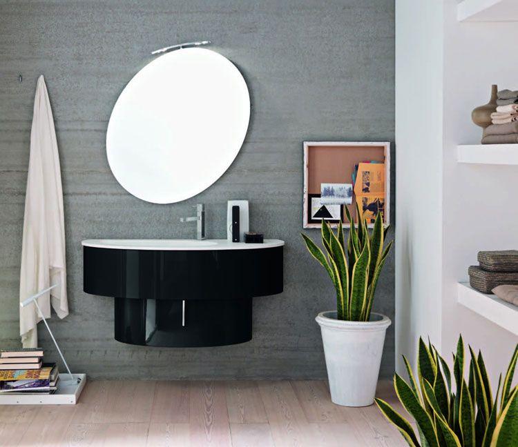 Specchio per bagno dal design moderno n.42 | Bagni di design | Pinterest