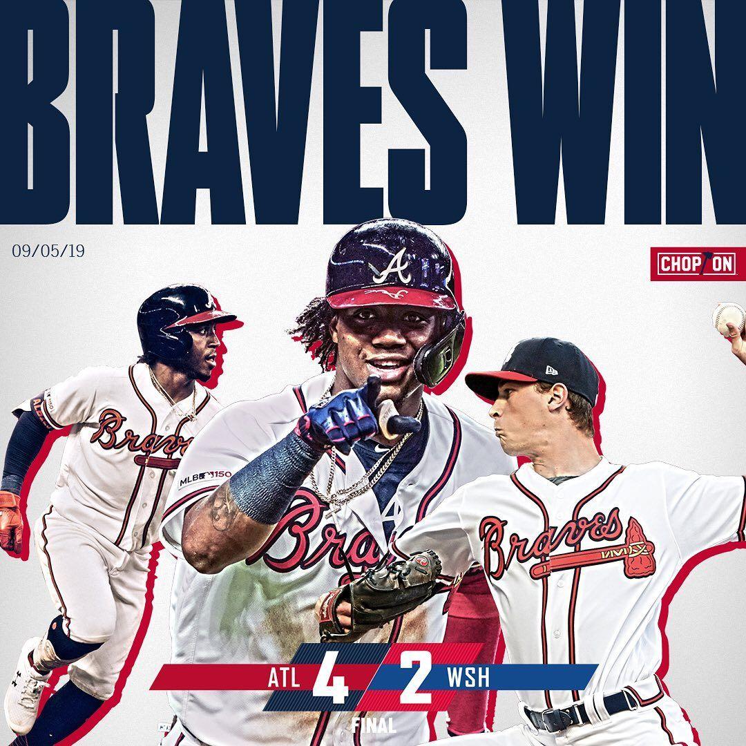 8 Games Up Chopon The Post Atlanta Braves 8 Games Up Chopon 8230 Appeared First On Raw Chili Atlanta Braves Braves Braves Baseball