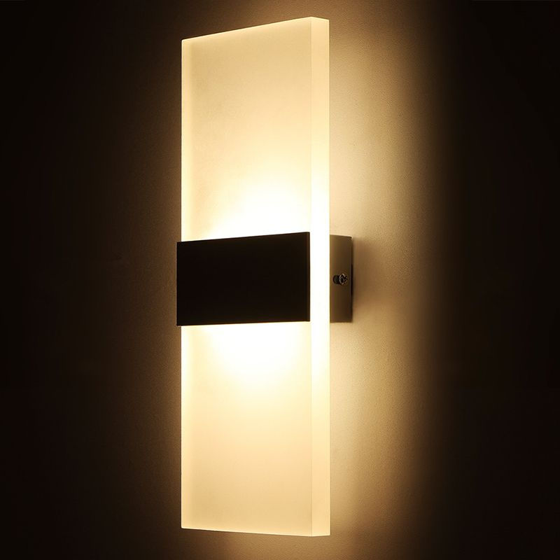 Modern Bathroom Lighting Cheap aliexpress : buy modern led wall lamp for kitchen restaurant