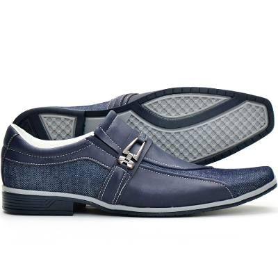 52841e81e Sapato Social Masculino Casual Bico Alongado Lançamento - R  89