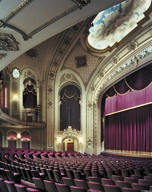 Palace Theatre Albany New York The Restored Palace Theatre Photo By Chun Y Lai Courtesy Of Einhorn Y Albany New York Historic Theater Capital Region