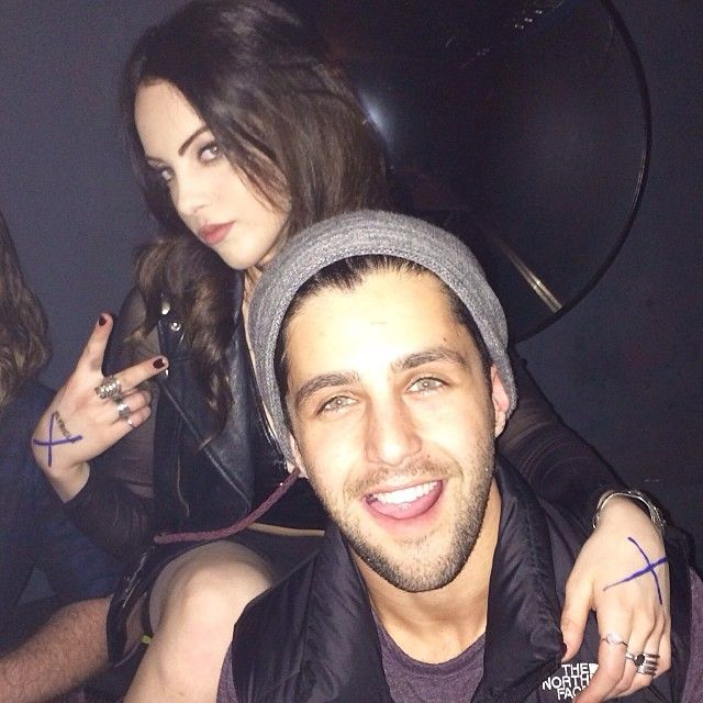 Josh peck dating liz gillies