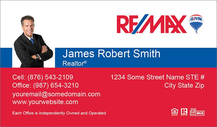 Remax luxury homes business cards re max business cards remax luxury homes business cards reheart Image collections