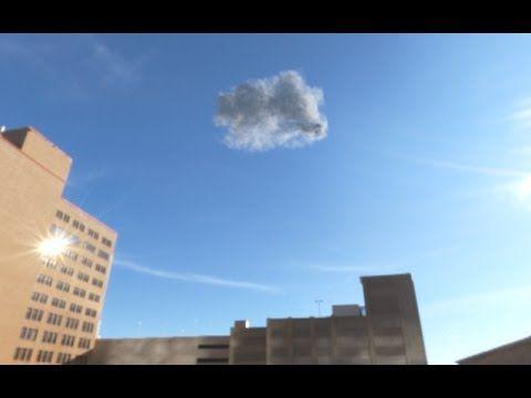 Maya 3D - Dynamic - Fluid Effect (Cloud Test)