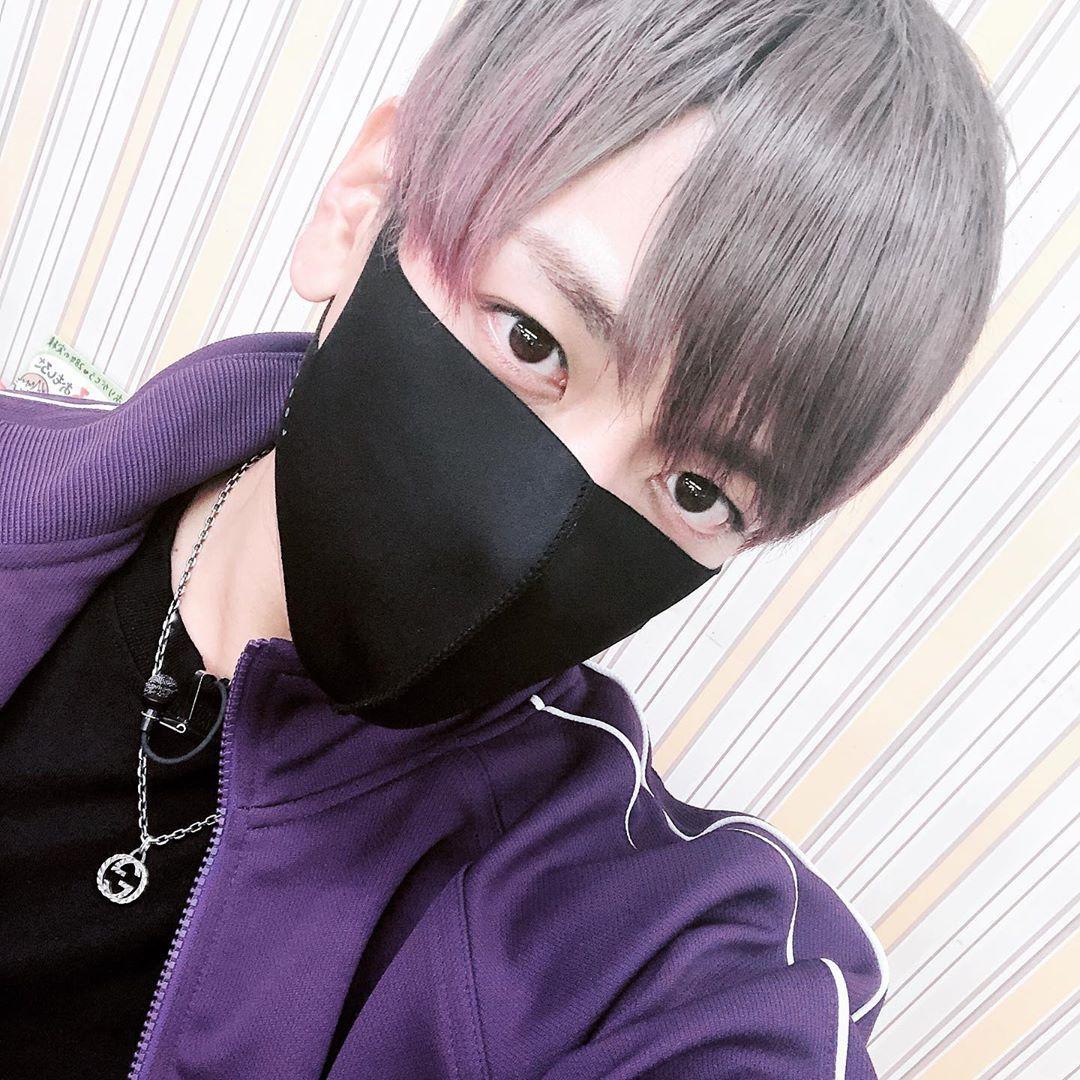 ひき まる マスク
