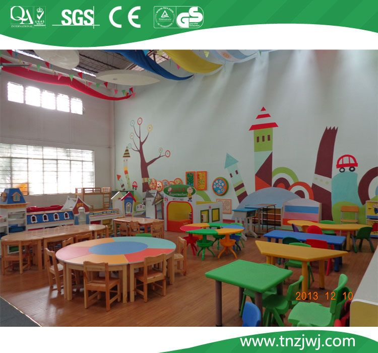 Guangzhou Cheap Daycare Furniture Table And Chair For Sale
