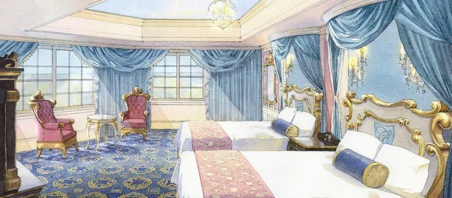 Tokyo disneyland hotel rooms in 2019 Disneyland hotel