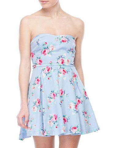 199 Dress Available On Stradivarius Com Dresses Dress Collection Stradivarius