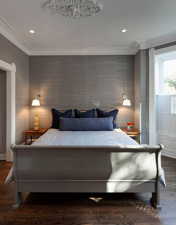 15 Bedroom Wallpaper Ideas Styles Patterns And Colors Master Bedroom Wallpaper Bedroom Design Contemporary Bedroom