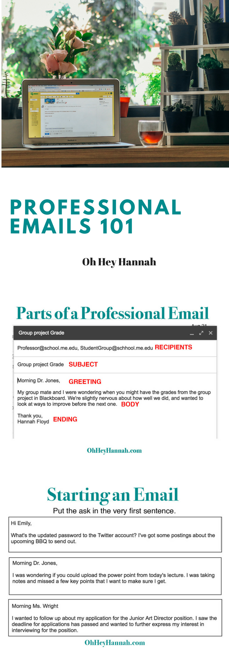 Everything there is to know about writing professional emails to everything there is to know about writing professional emails to profs co workers and kristyandbryce Image collections