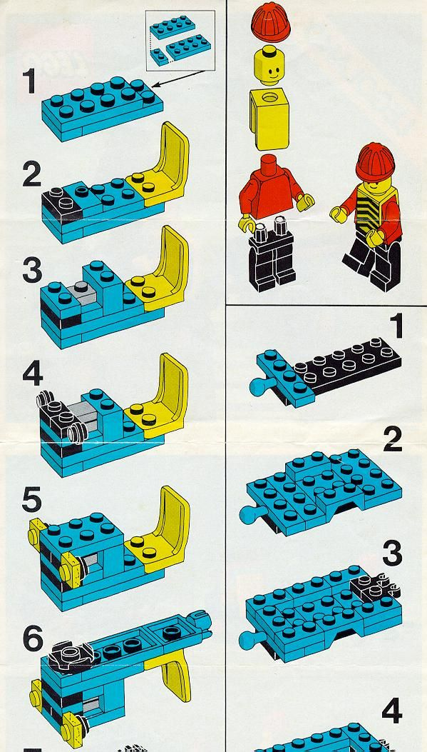 lego duplo barn instructions