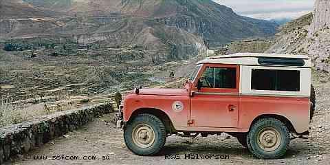 Lr In Peru Land Rover Land Rover Series Land Rover Defender