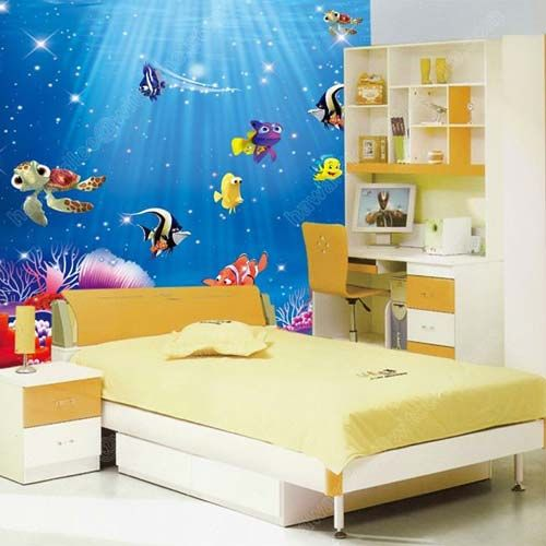 finding nemo bedroom - Google Search | Mason\'s room | Pinterest ...