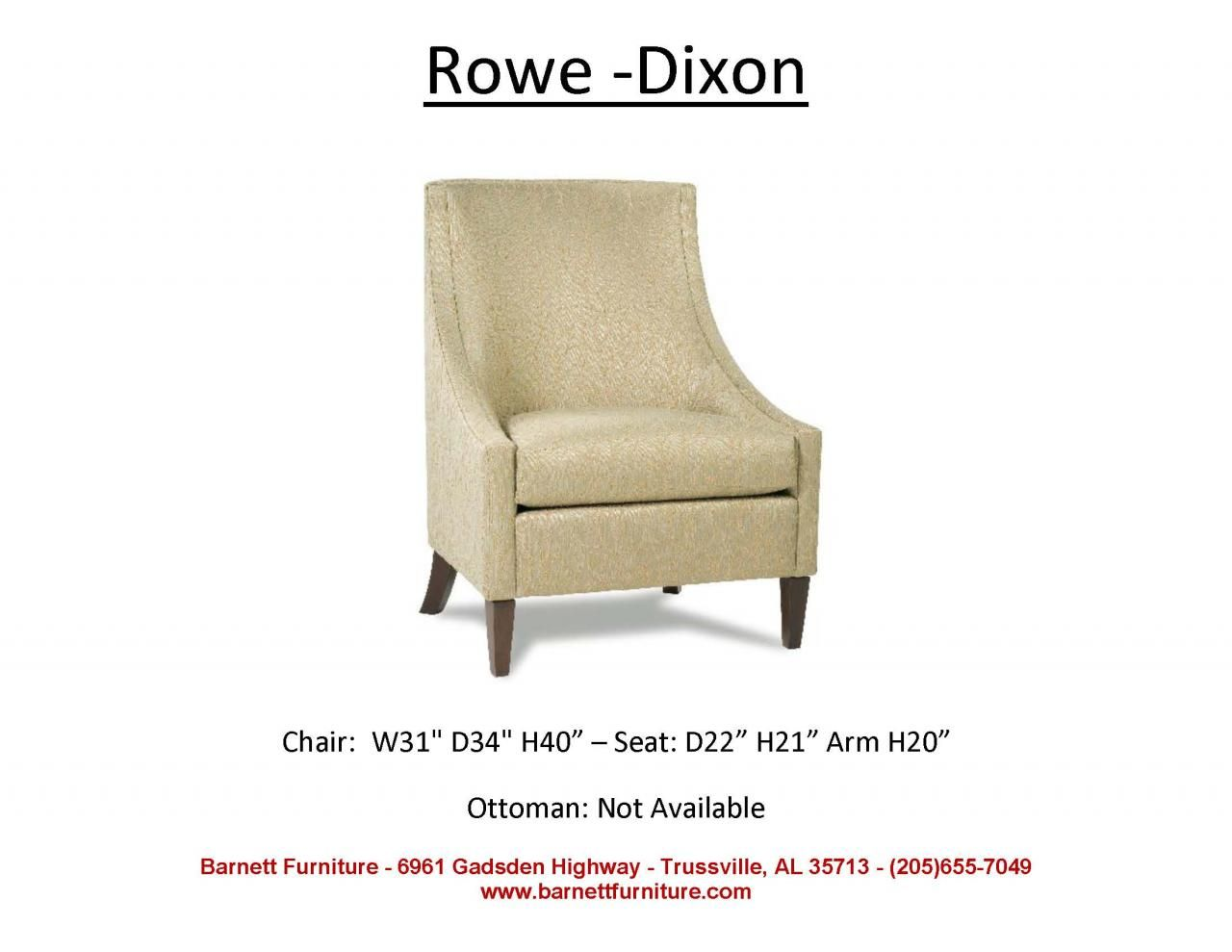 Swell Rowe Dixon Chair You Choose The Fabric Slipcovers For Lamtechconsult Wood Chair Design Ideas Lamtechconsultcom