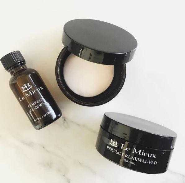 Le Mieux Perfect Renewal System Brightener Fineslinesandwrinkles Agingprevention Mandelic Diy Lemieuxskincare Mscb Myskinca Skin Care Esthetician Skin