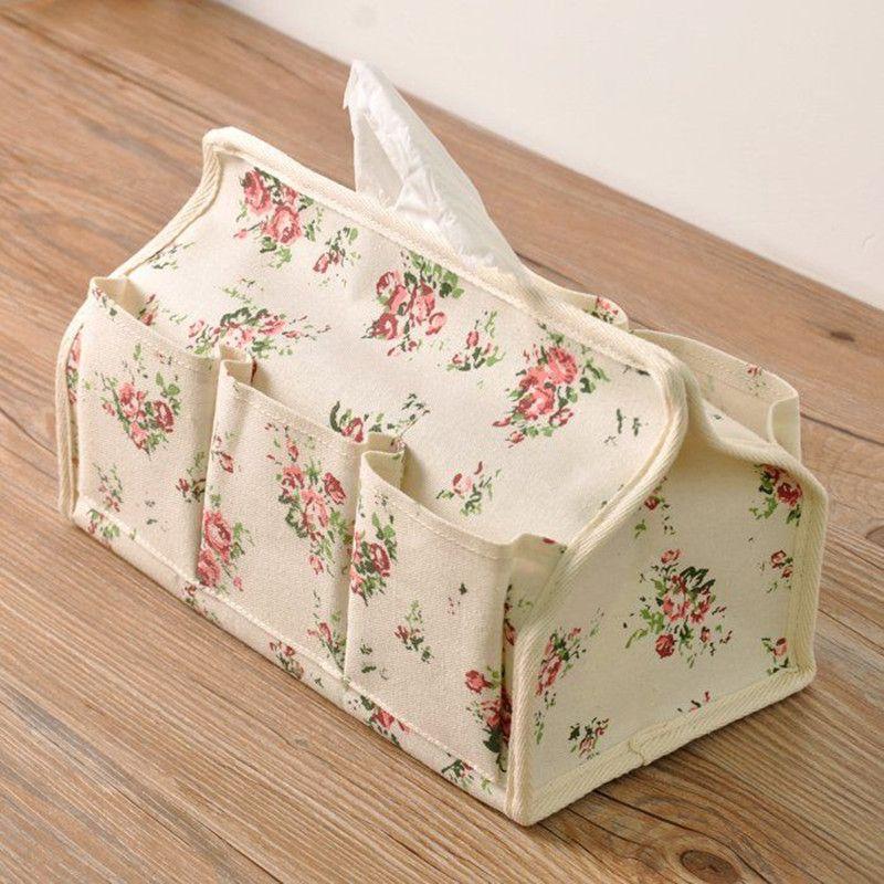caja de papel de tejido h/úmedo seco para toallitas de beb/é Caja de pa/ñuelos de PINH-lang caja de almacenamiento de pl/ástico