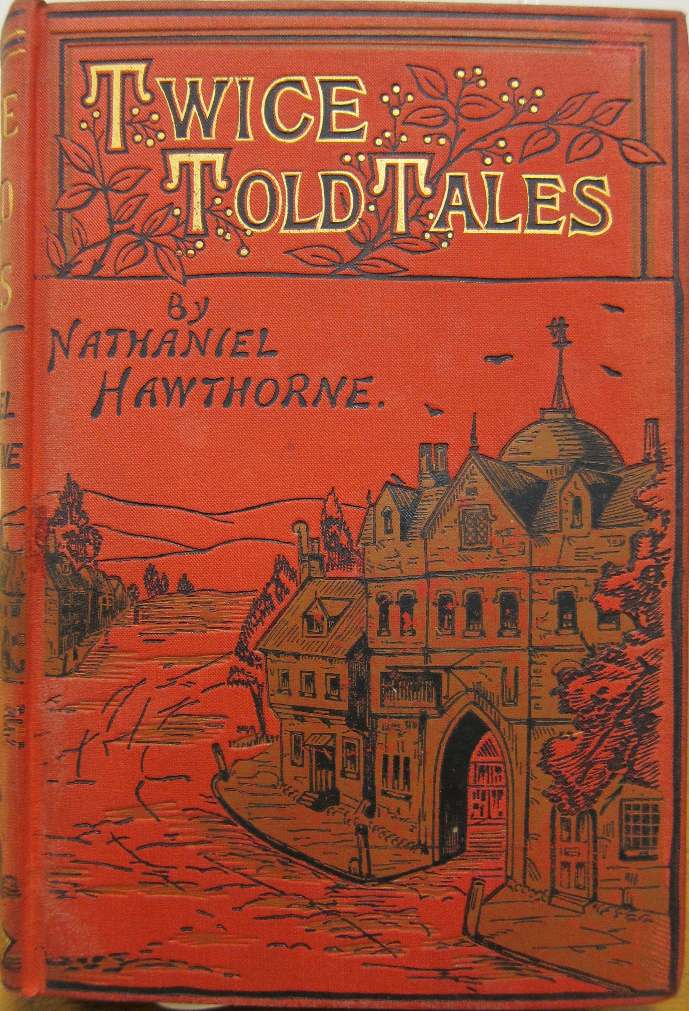 Resultado de imagem para Twice-Told Tales nathaniel