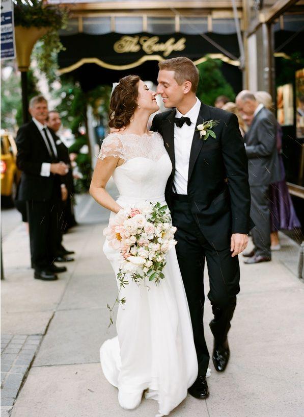 Black Tie Manhattan Wedding
