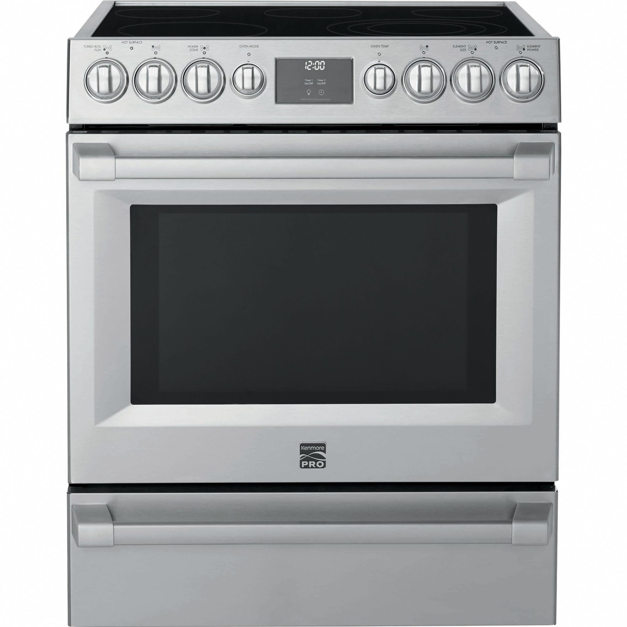 Kenmore pro 51 cu ft selfclean electric convection