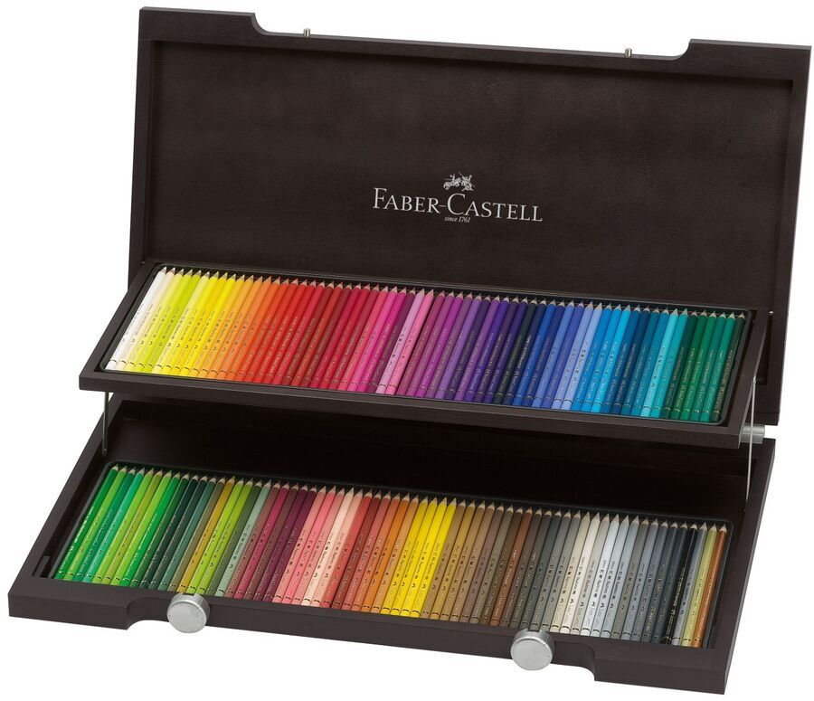 Aquarell Watercolor Colored Pencils Set Koh I Noor Mondeluz 3714