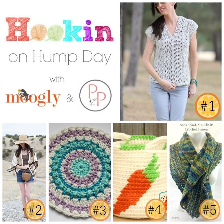 Hookin On Hump Day #141 on Moogly and Petals to Picots - get all ...