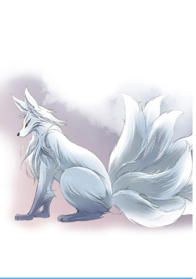 l��c long qu226n ninetailed fox of a thousand years