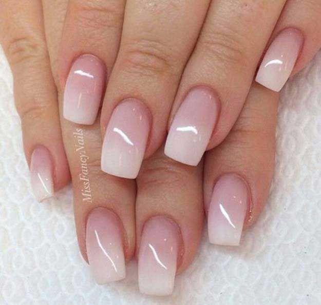 36 Best Tutorials For Ombre Nails Nails And Hair Pinterest