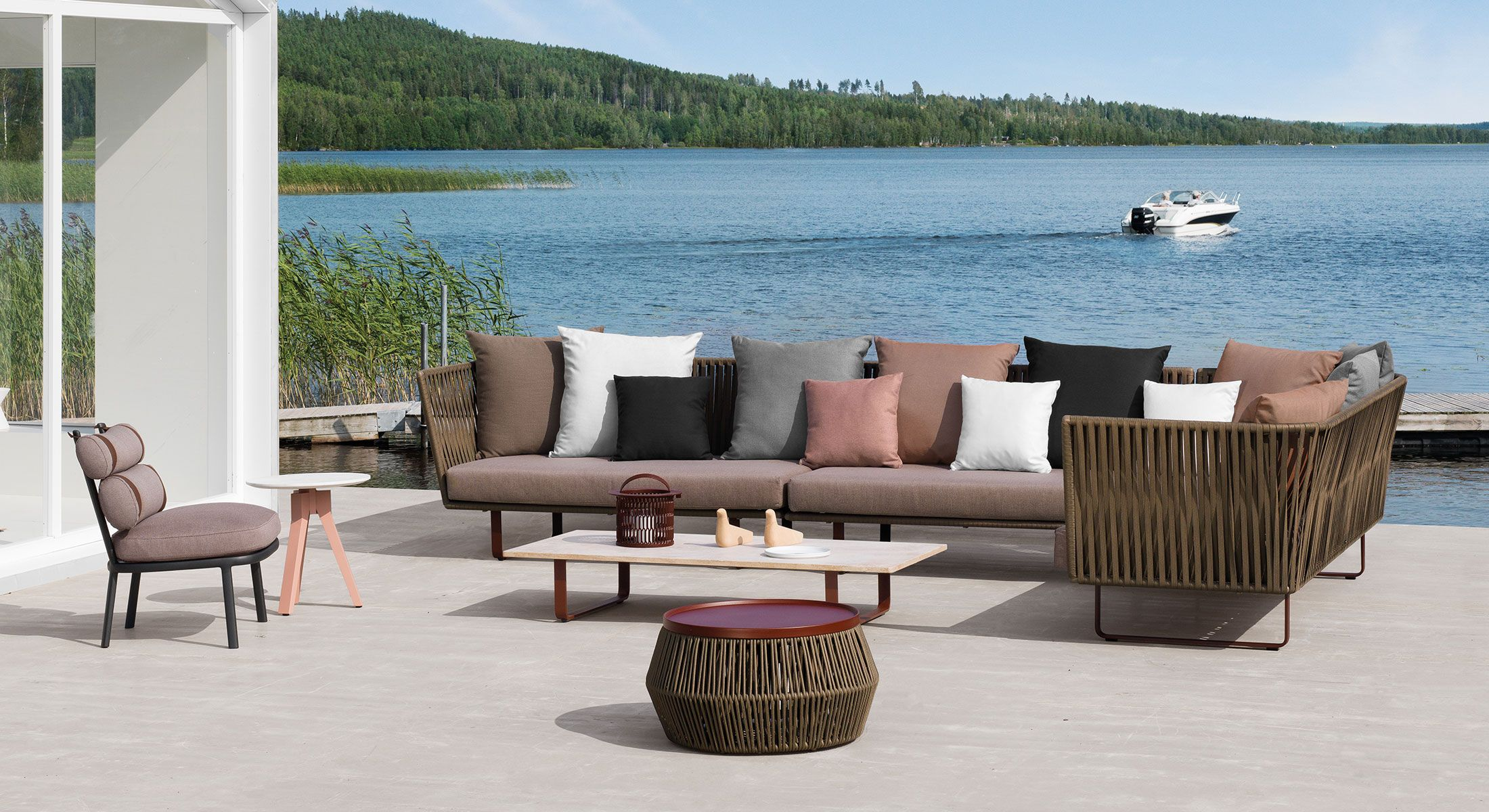 KETTAL | Muebles De Diseño De Exterior | MOBILIARIO | Pinterest | Outdoor  Lounge, Country Houses And Outdoor Spaces