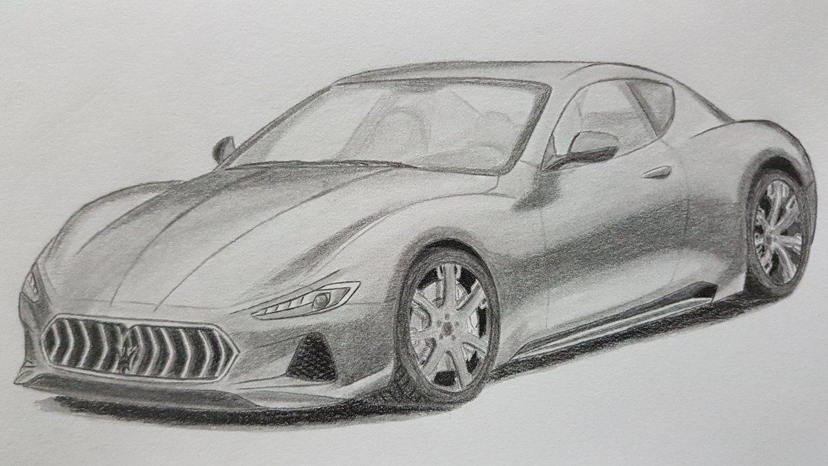 Maserati Granturismo - Milano52 - Draw to Drive in 2020 ...