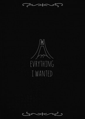 Everything I Wanted Poster Print By Zenden Caparoso Displate In 2020 Billie Eilish Billie Lyrics Aesthetic