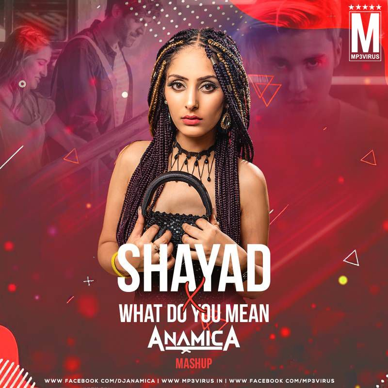Shayad X What Do You Mean Mashup Dj Anamica Download In 2020 Latest Bollywood Songs Mashup Dj Songs