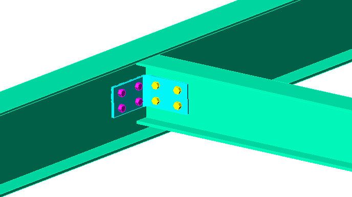 17 Best images about Metal Beam connections on Pinterest | Shape ...