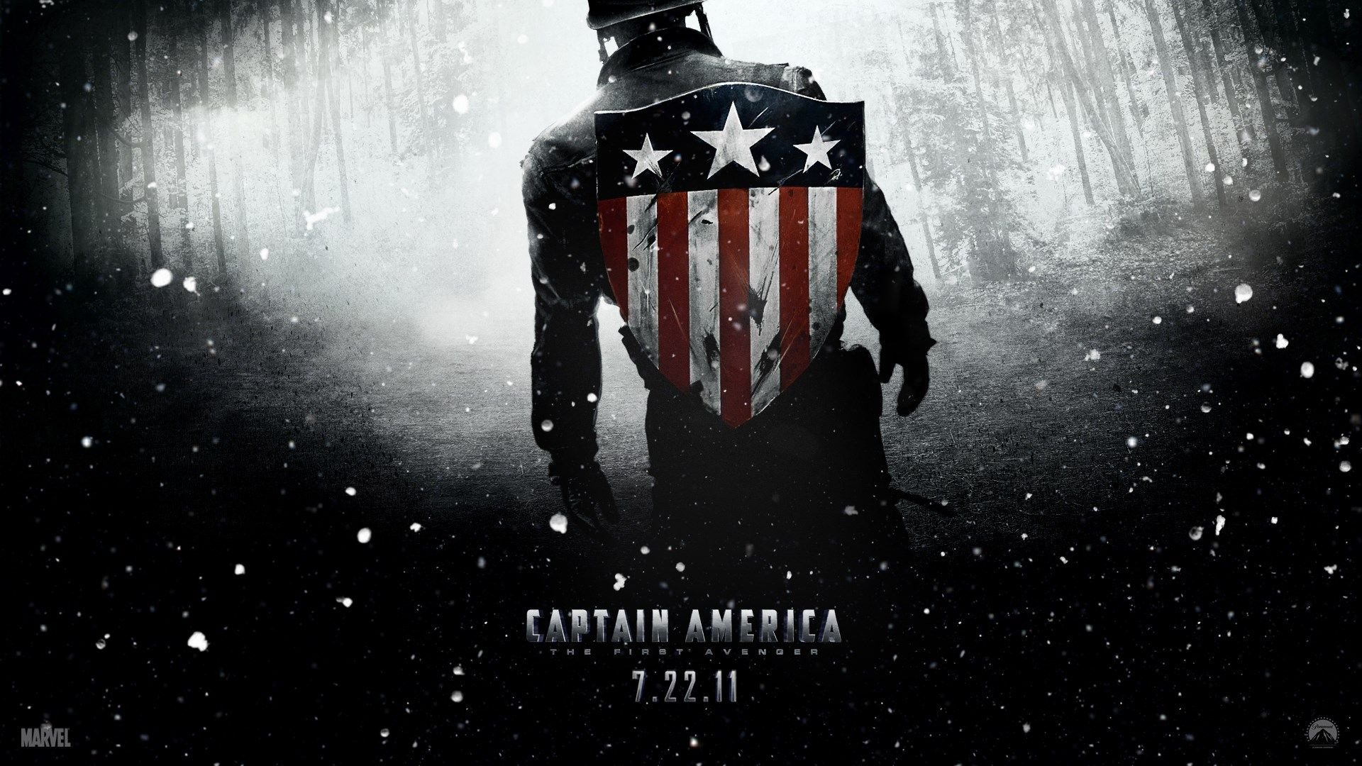captain america the first avenger computer backgrounds