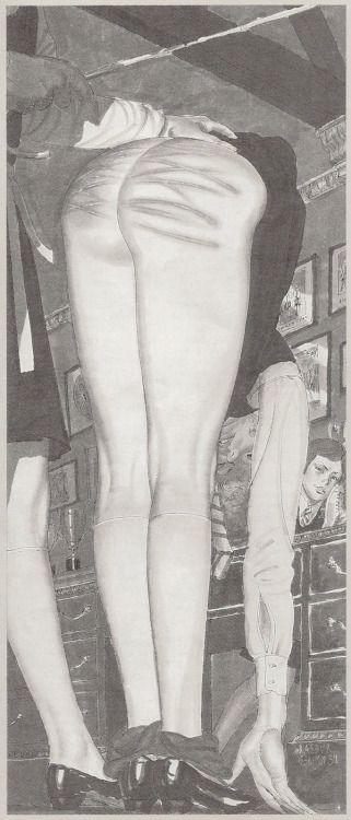 Cartoon nude galleries