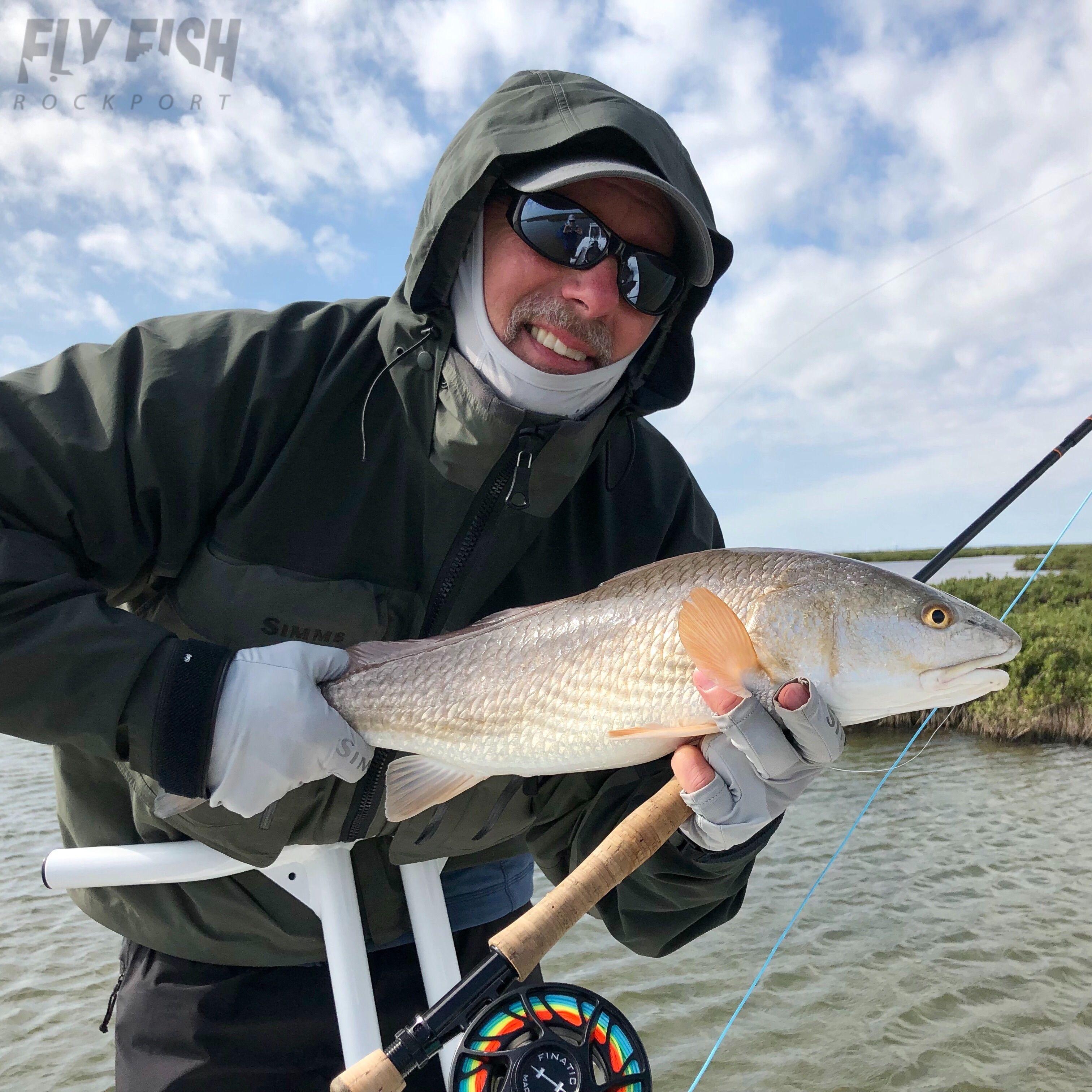 Winter Redfishing In Texas Fly Fishing Fish Saltwater Fishing